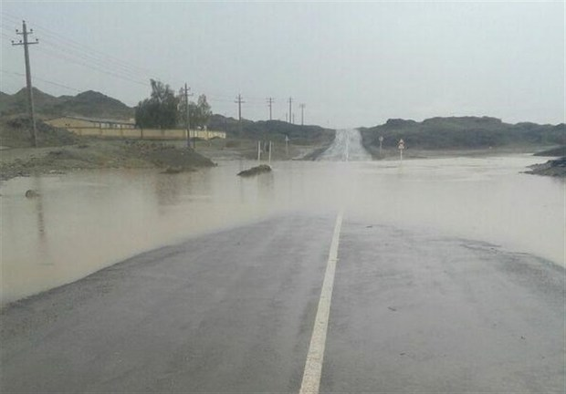 51 میلی متر باران در «اسلام آباد» زاهدان بارید