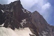مرگ در ارتفاع 3800 متری قله علم کوه