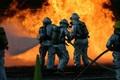 آتش سوزی عمدی در پایانه بار بندرعباس تکذیب شد
