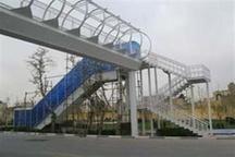 افزایش دو برابری پل های عابر پیاده در سطح شهر اردبیل