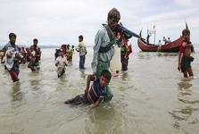 هشدار سازمان ملل نسبت به وقوع فاجعه برای کودکان مسلمان میانمار