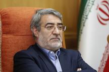 وزیر کشور بر اهمیت صیانت از آرامش جامعه و ارتقاء معیشت مردم تأکید کرد