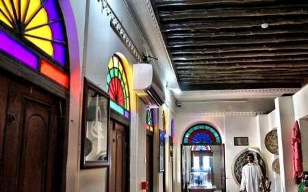 بخشی ازساختمان موزه مردم شناسی بوشهر فرو ریخت