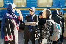 دومین قطار گردشگران خارجی وارد مشهد شد
