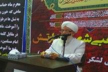روحانی اهل سنت: نیروهای مسلح نماد وحدت و برادری هستند