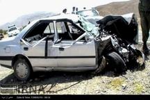 سانحه رانندگی در جیرفت 2 کشته بر جا گذاشت