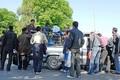 روایت کار و بیکاری در میدان اصلی شهر تنکابن