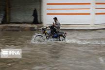 اهواز رکوردار بارندگی در خوزستان