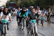 حرف های شهردار تهران درباره دوچرخه سواری بانوان