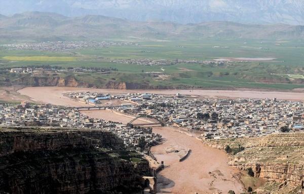 هشدار هواشناسی استان لرستان درباره بارش باران  احتمال سیلابی شدن مسیلها