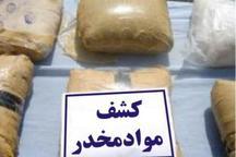 کشف 9 کیلوگرم حشیش در قزوین