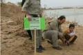 پرنده مهاجر در رودخانه مند دشتی رهاسازی شد