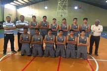 رقابت های بسکتبال قهرمانی پسران نوجوان کشور در بندرعباس آغاز شد