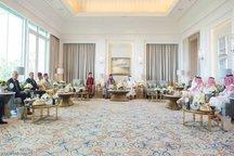 عکس/ دیدار پادشاهان عربستان و مغرب