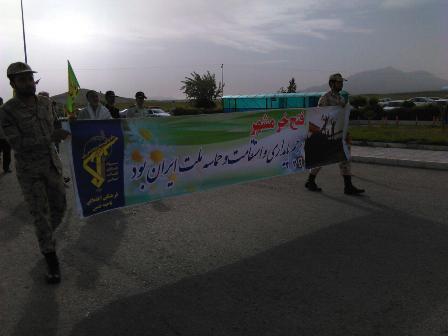 آزادسازی خرمشهر نماد پیروزی، مقاومت و ایستادگی در برابر دشمن است