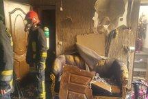 انفجار گاز در یک واحد مسکونی بجنوردی 5 مصدوم داشت