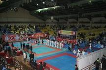 تیم پسران کاراته آذربایجان غربی قهرمان ایران شد