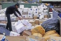 6 میلیارد ریال الیاف مصنوعی قاچاق در یزد کشف شد