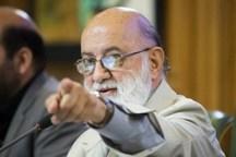 انتقاد بی سابقه چمران از عضو منتقد شورای شهر تهران