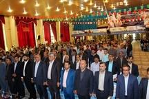 مراسم گرامیداشت روز جهانی کارگر در یاسوج برگزار شد