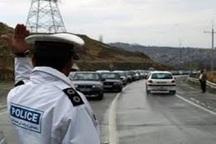 پلیس درباره لغزندگی راه های خراسان جنوبی هشدار داد