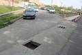 سرقت دریچه کانال آب های سطحی معضل مدیریت شهری سنندج