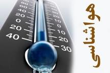 یخ زدگی دماسنج در ایذه  دمای هوا به منفی ۴ درجه رسید  شوشتر سردترین شهر خوزستان