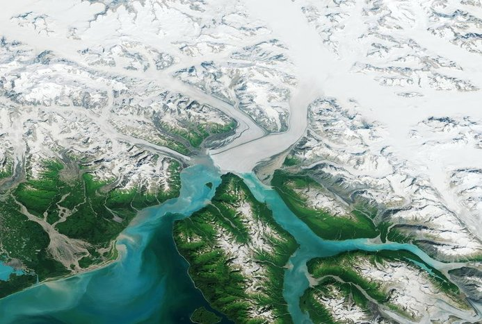 از ایستگاه فضایی به زمین نگاه کنید+ تصاویر