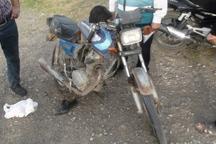 37 موتورسوار سال گذشته در جاده های زنجان جان باختند