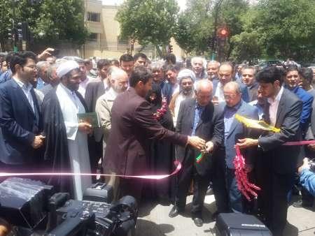 پروژه های عمرانی منطقه 3 اصفهان به بهره برداری رسید