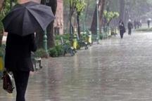 بارش باران در زنجان شدت می یابد
