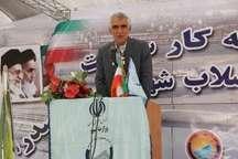 استاندار فارس: طرح تصفیه خانه فاضلاب از اولویت های عمرانی شهر جدید صدرا است