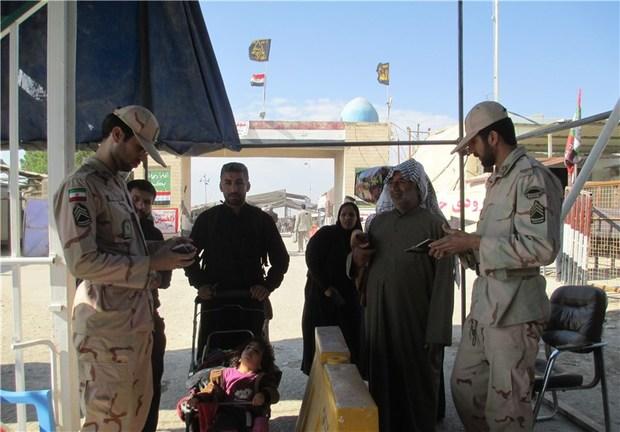 محدودیتی در ورود اتباع عراقی به خوزستان وجود ندارد