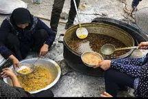 سفره اطعام حسینی (ع) در کرمان