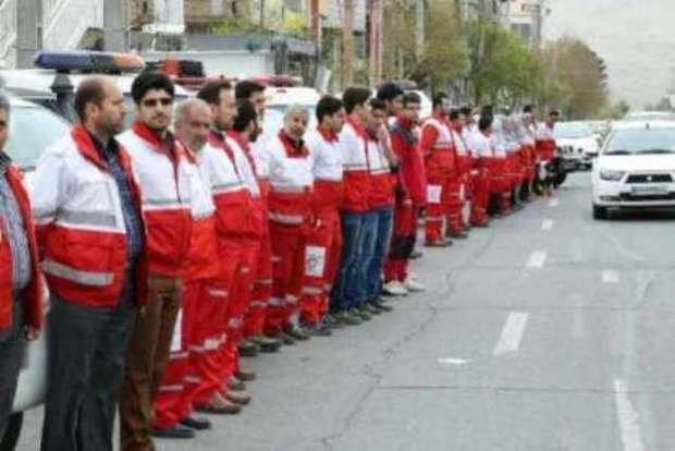 امدادگران هلال احمر البرز در آماده باش هستند