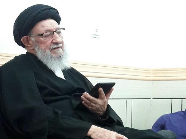 استاندار خوزستان درگذشت آیت الله سید مرتضی مروج را تسلیت گفت