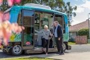آزمایش اتوبوس های خودران در استرالیا