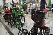 نمایشگاه بین المللی صنایع کشاورزی در مازندران گشایش یافت