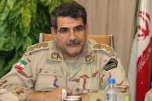 ماموران دریابانی خوزستان پنج محموله کالای قاچاق را توقیف کردند