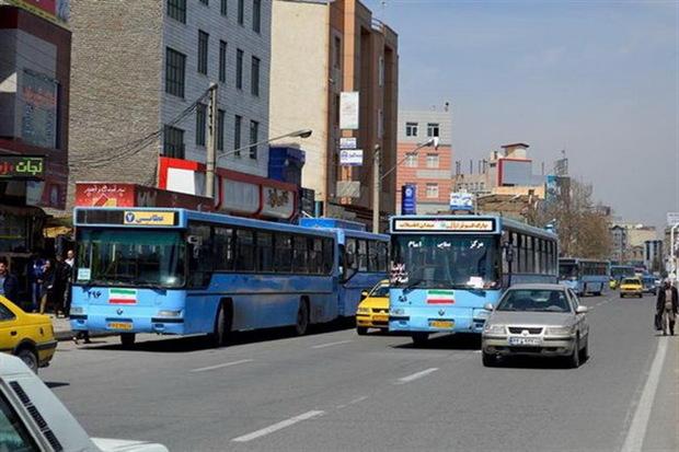 343 دستگاه اتوبوس شهری مردم ارومیه را جابجا می کند