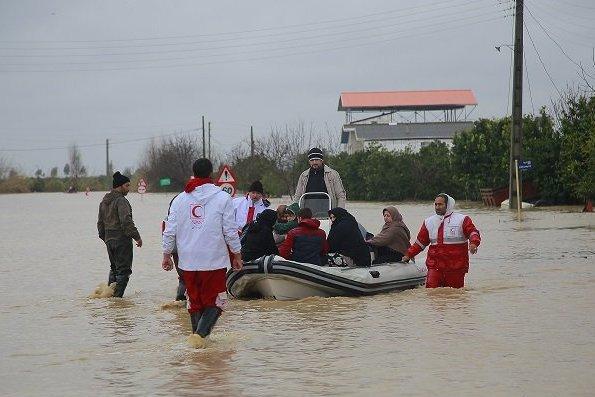 حدود13هزارو 500نفر از خدمات هلال احمر مازندران بهره مند شدند