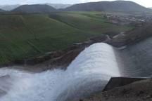 12 سد در خراسان رضوی سرریز یا در حال سرریز شدن است
