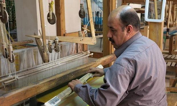 چهار نشان مرغوبیت بین المللی به هنرمندان صنایع دستی کاشان اعطا شد