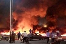 علت وقوع حادثه سنندج مشخص شد