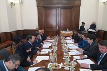 رؤسای کل بانک مرکزی ایران و روسیه دیدار کردند