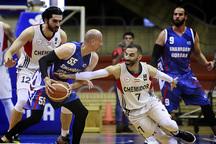 سرمربی: شهرداری گرگان آماده قهرمانی در لیگ برتر بسکتبال است