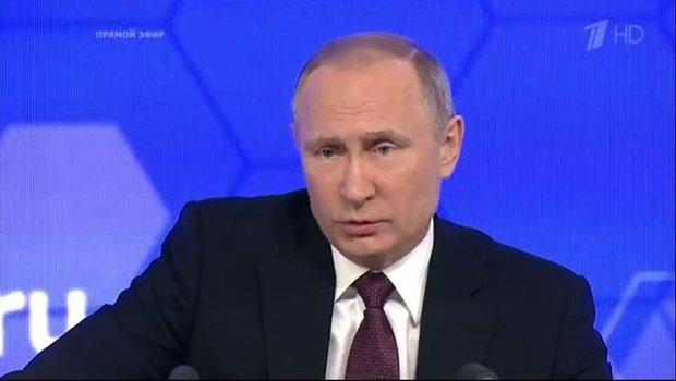 پوتین: روسیه آماده مقابله با هر تهدیدی است