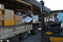 سومین محموله کمک بهزیستی مرکزی به مناطق سیل زده ارسال شد