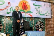 تمامی خدمات جمهوری اسلامی ایران با هدف افزایش رفاه عمومی صورت گرفت