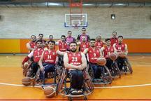 اردوی آماده سازی تیم ملی بسکتبال باویلچر در آمل آغاز شد